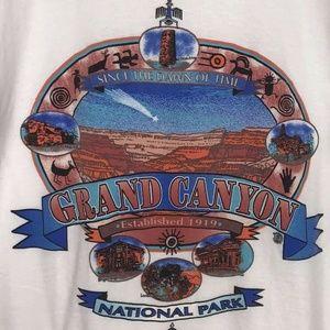 Vintage Grand Canyon T-Shirt Medium Tultex